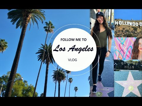 🌟 A day in Los Angeles: Hollywood and Beverly Hills 🌟 Au pair travel vlog 🌟 Travel on a budget
