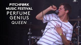"""Perfume Genius performs """"Queen"""" - Pitchfork Music Festival 2015"""