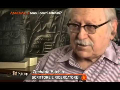 ZECHARIA SITCHIN  GLI ANUNNAKI, ENKI & ENLIL 1-4