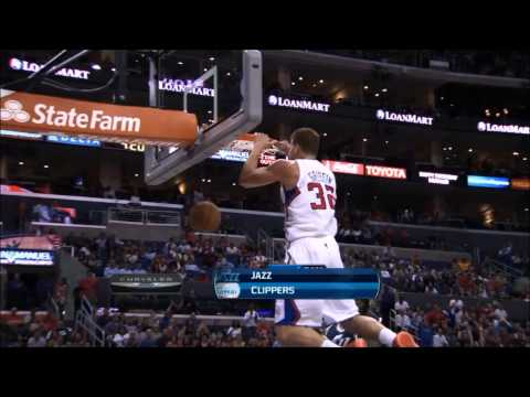 Blake Griffin Mix - Don't Stay In My Way - The Blake Show [HD]