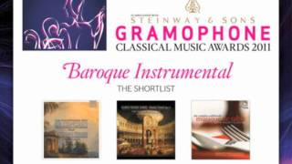 Gramophone Awards 2011 - Baroque Instrumental Nominees