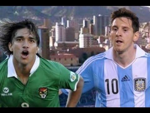 BOLIVIA - ARGENTINA (17 HS.) 26 de Marzo 2013 en Vivo online