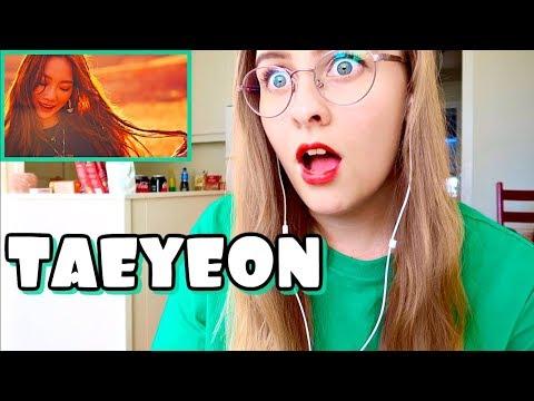 TAEYEON (テヨン) Stay MV REACTION