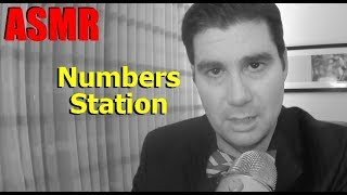 ASMR Numbers Station