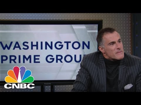 Washington Prime Group CEO: New World Order | Mad Money | CNBC