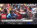 Aksi Ricuh Warnai Demo Tolak UU MD3