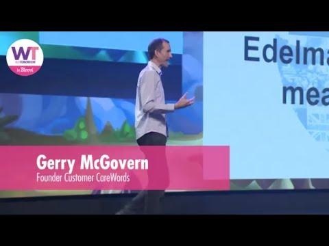 Gerry McGovern
