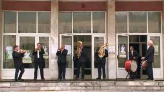 Концерт на Духовия оркестър на град Берковица
