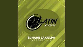 Echame La Culpa (Workout Mix)