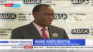 ''you are on your own'',ADAK warns athletes over doping as it goes Digital