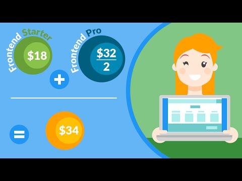 14 курсов для web разработчика по супер цене!