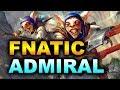 FNATIC vs ADMIRAL - SEA SEMI-FINAL - KUALA LUMPUR MAJOR DOTA 2