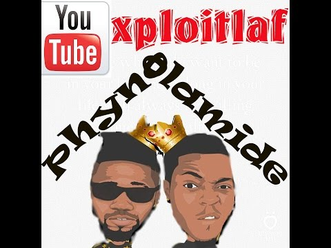 phyno and olamide funny animation interview xploitlaf