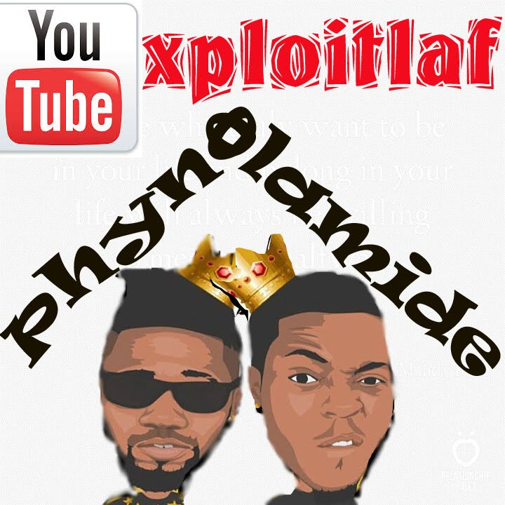 Download phyno and olamide funny animation interview xploitlaf
