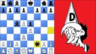 Chess Master gets checkmated in 4 moves and can