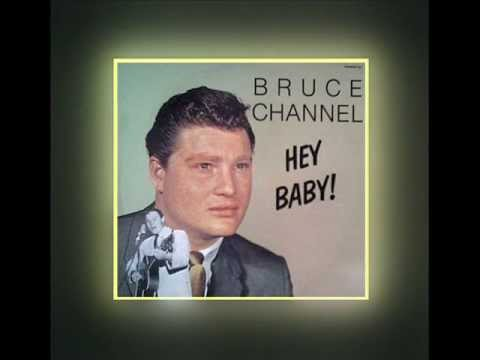 Bruce Channel - Hey Baby / Number One Man