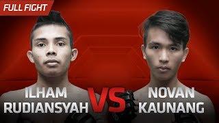 [HD] Ilham Rudiansyah Vs Nauvan Kaunang || One Pride Pro Never Quit #28