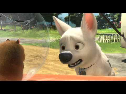 Bolt (2008) Official Trailer
