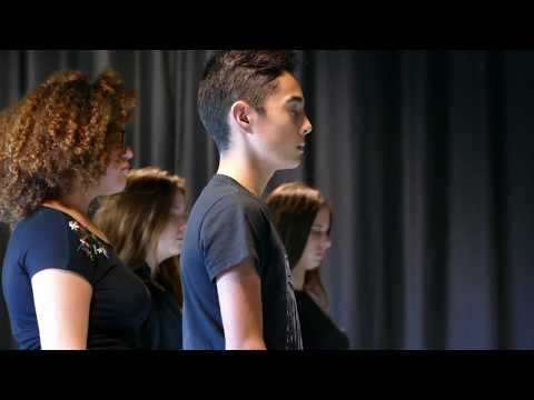 Parcours danse : atelier avec un chorégraphe