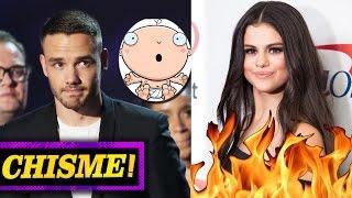 """¿Liam Payne NO Es el Papá del bebé de Cheryl, Próximo Disco de Selena Gomez """"INCENDIOS""""?"""
