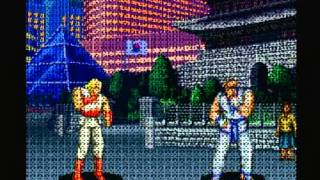Fatal Fury Battle Archives volume 1 - Fatal Fury 2 (Playstation 2) Game Play