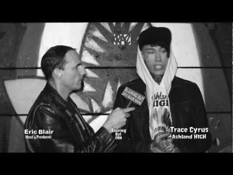 Ex Metro Station Trace Cyrus Talks W Eric Blair, Ashland High & His Love For Brenda Song