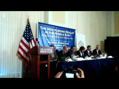 2nd Kurdish Conference in Washington,DC organized by People's Democracy Party (HDP)