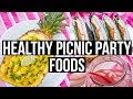 DIY Easy Picnic Party Food Recipes | Eva Chung
