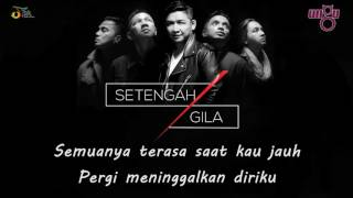 Download Video Lagu Terbaru Ungu 2017 - Setengah Gila (Lirik Video) MP3 3GP MP4