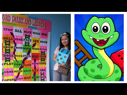 READING INNOVATION | Word Snake  And Ladder | Grade 3 Dolch Sight Words