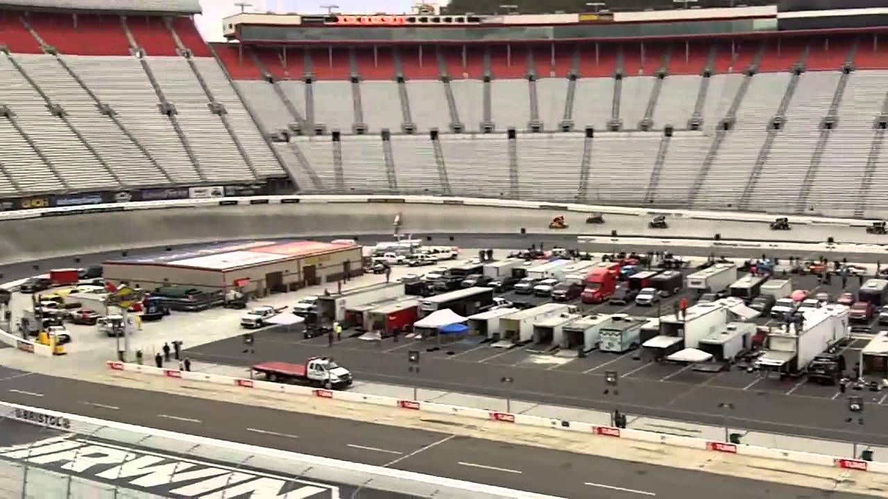 Bristol motor speedway xtreme sprint cars 2011 10 01 for Speedway motors used cars