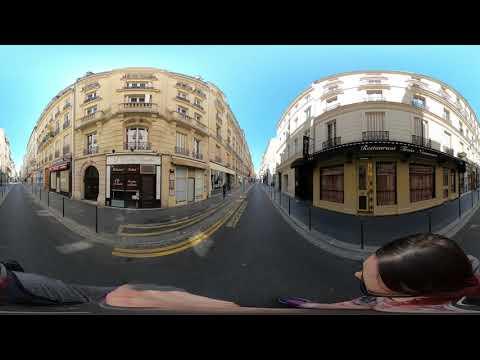 Paris in the time of COVID-19 - Promenade 01