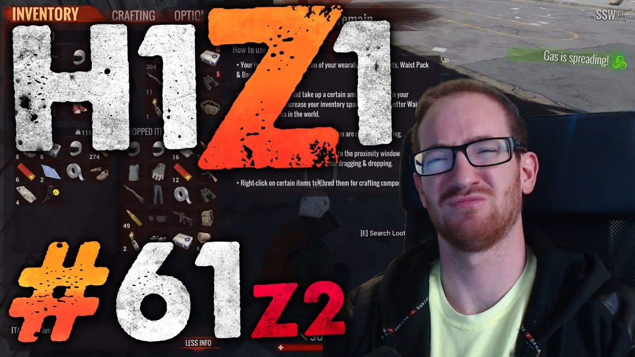 Download I'M BEING CHASED!! | H1Z1 Z2 Battle Royale #61 | OpTicBigTymeR