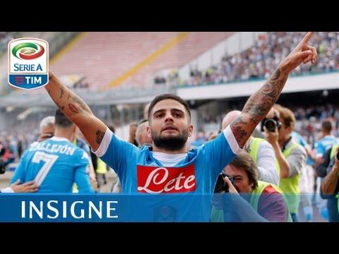 Il gol di Insigne Napoli - Fiorentina 2-1 - Giornata 8 Serie A TIM 2015/16