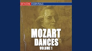 Six German Dances, KV. 600: No. 2 in F Major