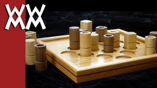 Make A Wood Quarto Game