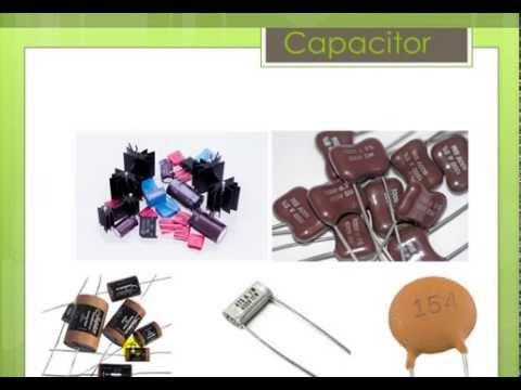 เรียนรู้พื้นฐานอุปกรณ์อิเล็กทรอนิกส์ ตอน คาปาซิเตอร์คืออะไร