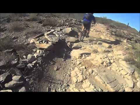 South Mountain Desert Classic Trail by Yardstick401