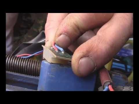 Plasma Cutter cut40 torch repair, DIY electrical fault