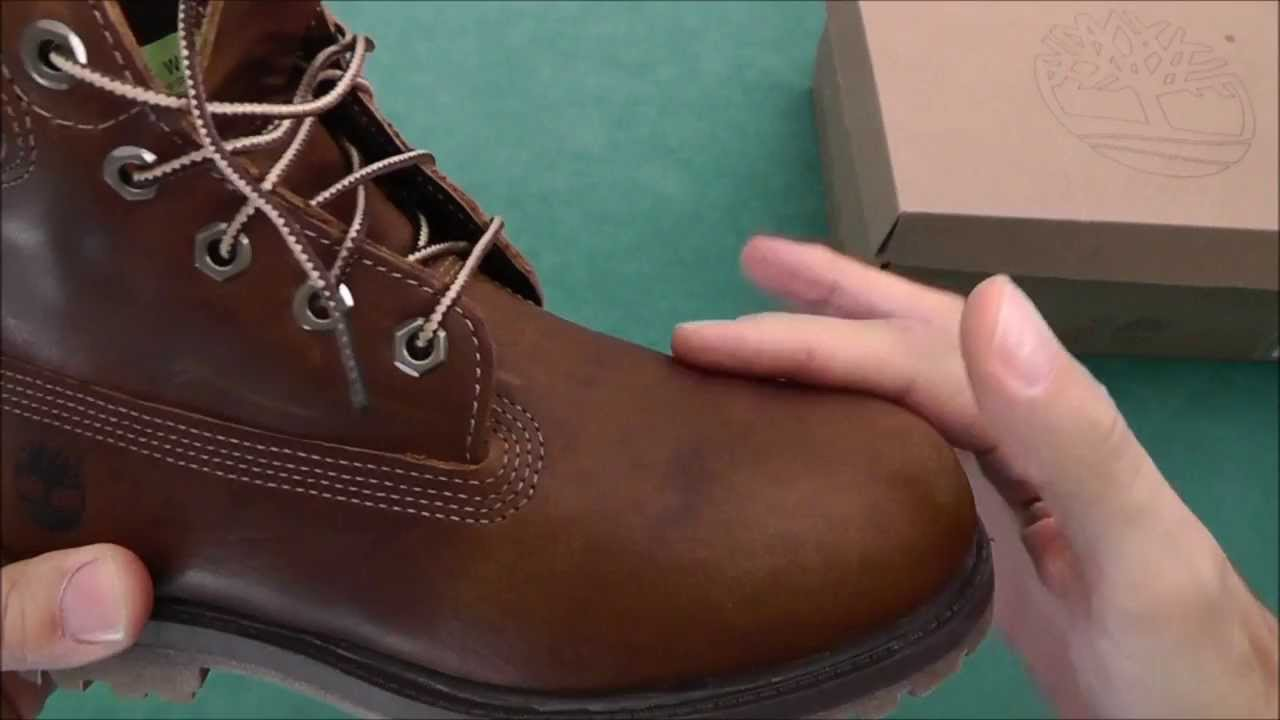 come lucidare le scarpe timberland
