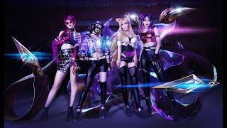 【NTG Corps】K/DA POP/STARS cover dance cosplay ver league of legends
