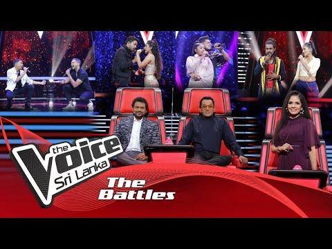 මේ සති අන්තයේ The Voice Sri Lanka   සති අග රාත්රී 08.30 ට