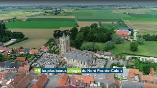 Pourquoi Rubrouck est l'un des plus beaux villages du Nord Pas-de-Calais ?