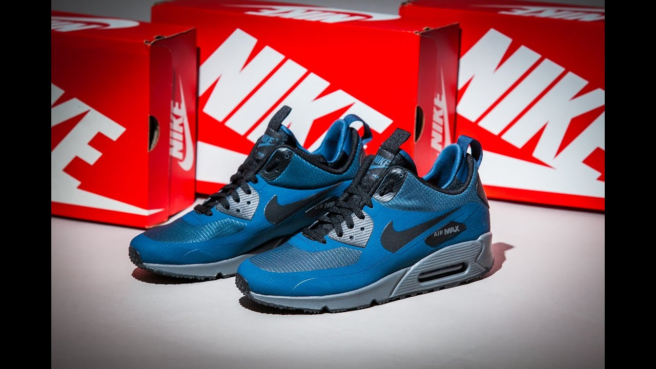 Nike Air Max 90 Mid Winter - Men's