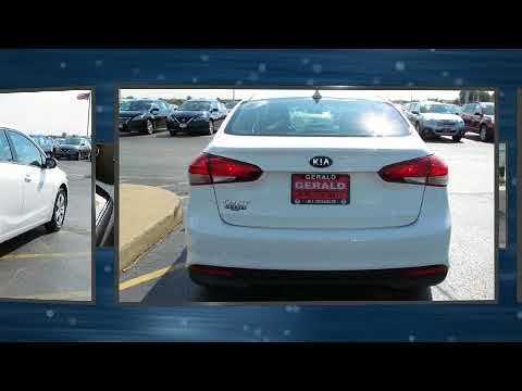 2017 kia forte lx auto in north aurora il 60542 youtube. Black Bedroom Furniture Sets. Home Design Ideas