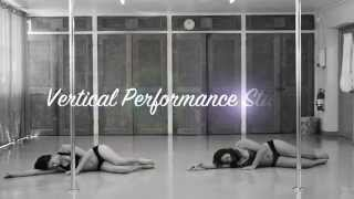 Say something - a great big world spin pole Choreography by Vertical Performance Studios Barbados