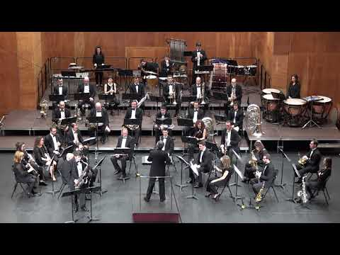 Concerto for tenor sax and symphonic winds by William Schmidt