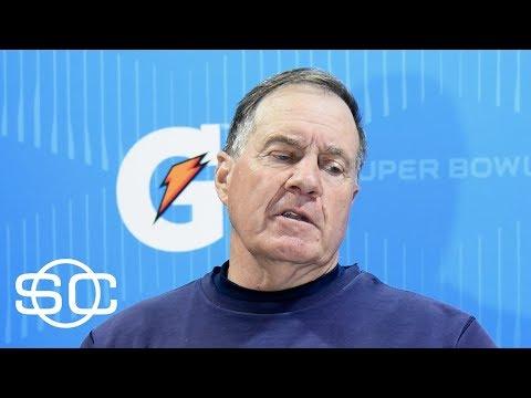 Bill Belichick responds to criticism for benching Malcolm Butler   SportsCenter   ESPN