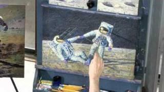 Ask An Expert: Alan Bean the Astronaut Artist