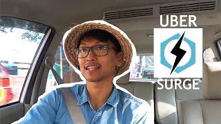 Harus Tahu Uber Surge !!